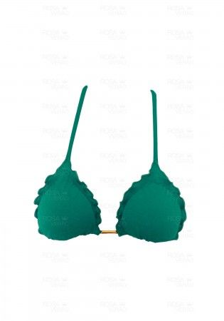Top Ripple Verde Jade - Empina Bumbum