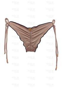 Calcinha Ripple Nude - Empina Bumbum